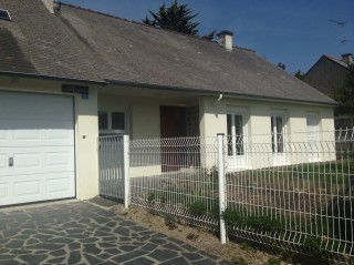 location maison GUINGAMP 4 pieces, 90m2